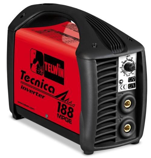 Invertor sudura Telwin TECNICA 188 MPGE, 230V