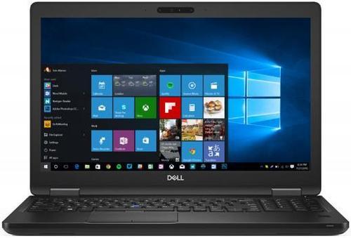 Laptop Dell Latitude 5590 (Procesor Intel® Core™ i5-8350U (6M Cache, up to 3.60 GHz), Kaby Lake R, 15.6inch FHD, 8GB, 256GB SSD, nVidia GeForce MX130 @2GB, Win10 Pro, Negru)
