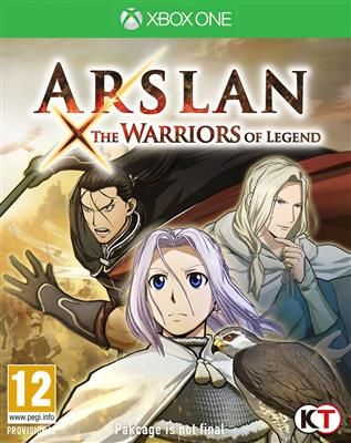 arslan the warriors of legend (xboxone)
