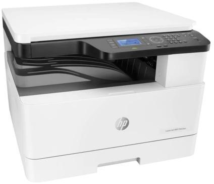 Multifunctional HP LaserJet MFP M436n, A3, 12 ppm, Retea, Duplex (Alb)