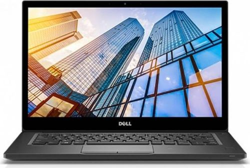 laptop dell latitude 7490 (procesor intel® core™ i7-8650u (8m cache, up to 4.20 ghz), kaby lake r, 14inch fhd, 16gb, 512gb ssd, intel® uhd graphics 620, win10 pro, fpr, negru)
