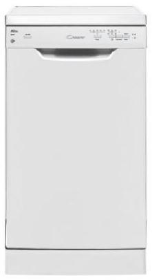 Masina de spalat vase Candy CDP2L949W, Independenta, 9 seturi , 5 programe, Clasa A++ (Alb)
