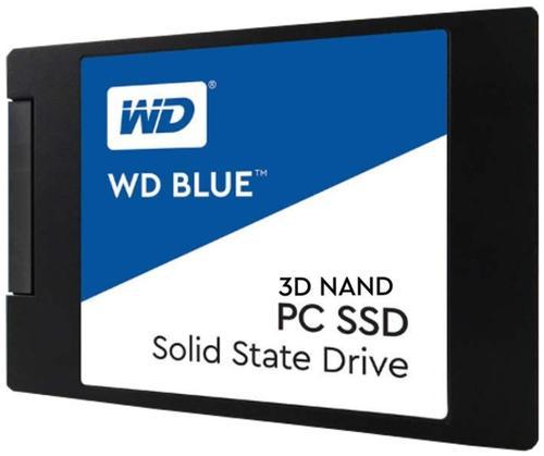 SSD WD Blue 3D NAND, 2TB, 2.5inch, SATA III 600