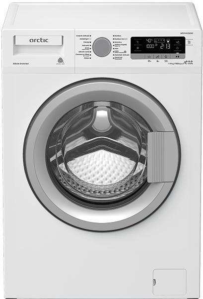 Masina de spalat ARCTIC APL91432XLW3, 9 kg, Afisaj LCD, Clasa A+++, 1400 rpm (Alb)