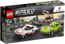 LEGO® Speed Champions Porsche 911 RSR es 911 Turbo 3.0 75888