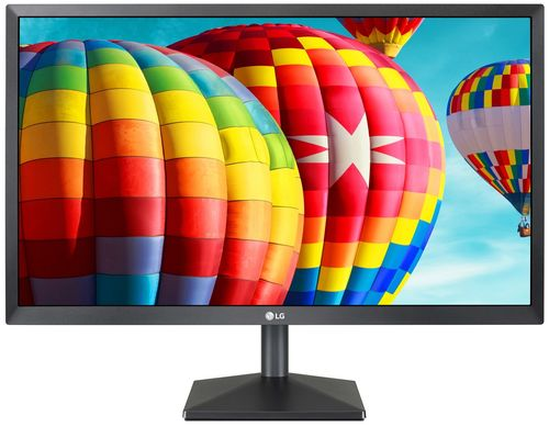 Monitor IPS LED LG 21.5inch 22MK430H-B, Full HD (1920 x 1080), VGA, HDMI, 75 Hz, 5 ms (Negru)