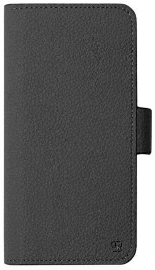 Husa Book Cover Just Must Car Wallet pentru Samsung Galaxy S8 (Negru)