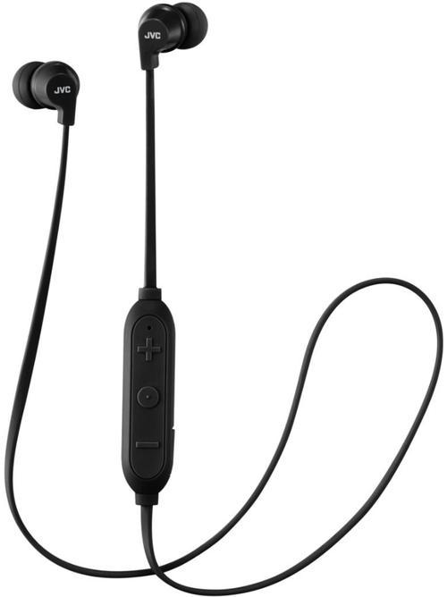 Casti Alergare JVC HA-FX21BT, Bluetooth, Microfon (Negru)