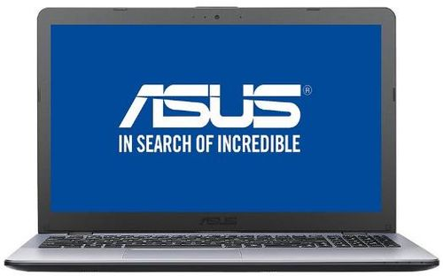 Imagine indisponibila pentru Laptop ASUS VivoBook X542UR-DM399 (Procesor Intel® Core™ i7-8550U (8M Cache, up to 4.00 GHz), Kaby Lake R, 15.6inch FHD, 8GB, 1TB HDD @5400RPM, nVidia GeForce 930MX @2GB, Endless OS, Gri)