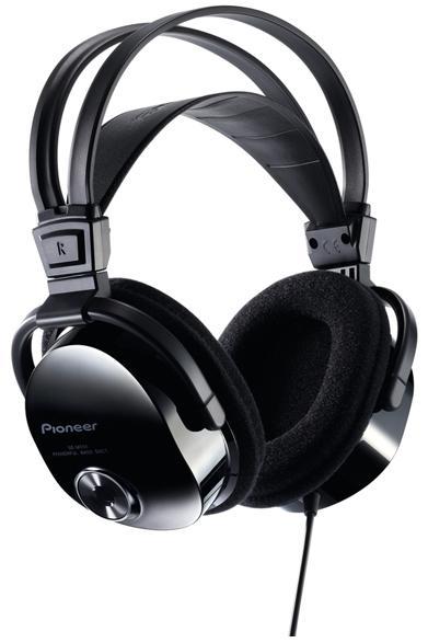 casti stereo pioneer se-mj531 (negru)
