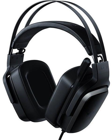 Casti Gaming Razer Tiamat 2.2 V2, Microfon (Negru)