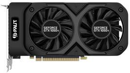 Placa Video Palit GeForce GTX 1050 Ti Dual, 4GB, GDDR5X, 128 bit