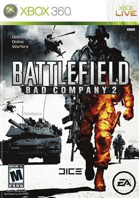battlefield bad company 2 (xbox360)