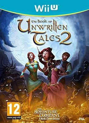 book of unwritten tales 2 (wii u)