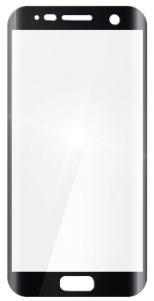 Folie Protectie Sticla Hama 178889, 3D Full Screen pentru Samsung Galaxy S8 (Negru/Transparent)