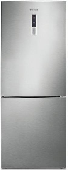 Combina frigorifica SAMSUNG RL4353RBASL, 435 l, 185 cm, A++ (Inox)