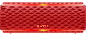 Boxa Portabila Sony SRS-XB21R, EXTRA BASS, Bluetooth, Wireless, NFC (Rosu)