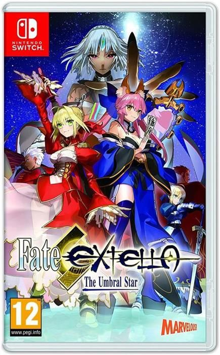 fate extella the umbral star (sw)