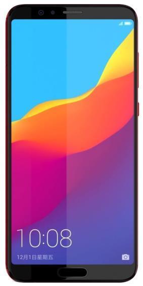 Telefon Mobil Huawei Honor View 10, Procesor Octa-Core 2.4GHz/1.8GHz, LTPS IPS LCD Capacitive touchscreen 5.99inch, 6GB RAM, 128GB Flash, Camera Duala 16+20MP, Wi-Fi, 4G, Dual Sim, Android (Rosu)