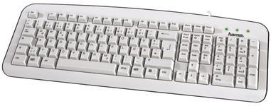 Tastatura Hama K210 (Alb)