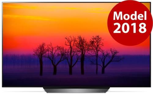 Televizor OLED LG 165 cm (65inch) OLED65B8PLA, Ultra HD 4K, Smart TV, webOS, Wi-Fi, CI+