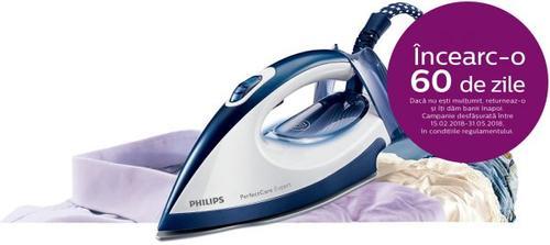 Statie de calcat Philips GC9231/02, 2400 W