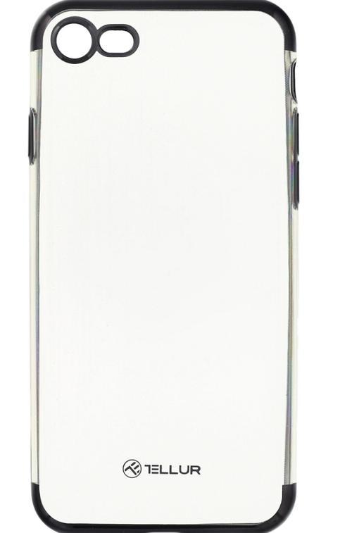 Protectie spate Tellur TLL121133 pentru Apple iPhone 8 (Negru)
