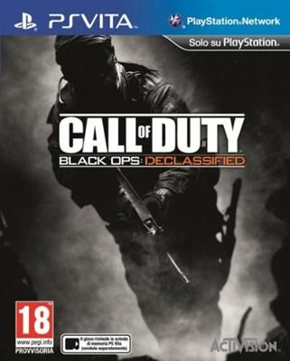 call of duty black ops declassified (psv)