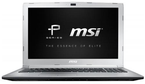laptop msi pl62 7rc (procesor intel® core™ i7-7700hq (6m cache, up to 3.80 ghz), kaby lake, 15.6inchfhd, 4gb, 1tb hdd @5400rpm, nvidia geforce mx150 @2gb, wireless ac, argintiu)