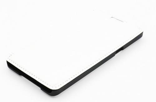 Husa Book Cover Tellur TLL112112 pentru Samsung Galaxy A5 (Alb)