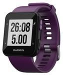 Ceas activity outdoor tracker Garmin Forerunner 30, GPS, Rezistent la apa (Violet)