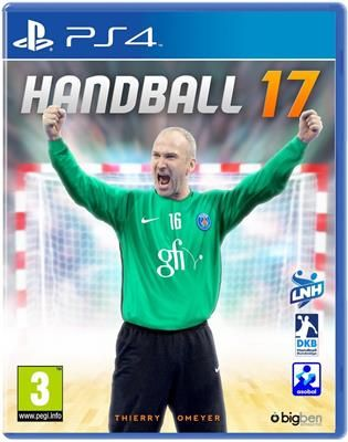 ihf handball challenge 17 (ps4)