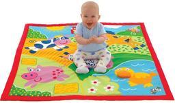 Saltea de joaca pentru bebelusi Galt 1004126, Ferma (Multicolor)