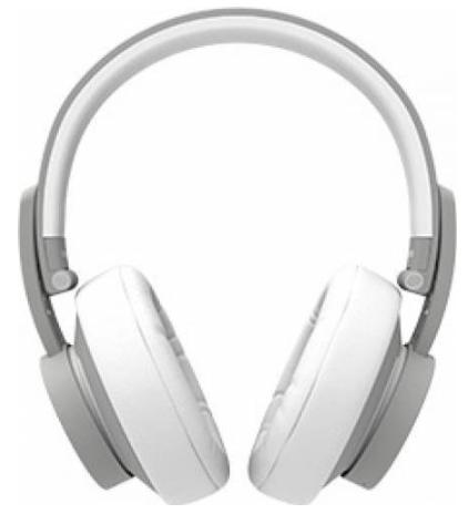 Casti Stereo Urbanista New York, Bluetooth, Microfon (Alb)
