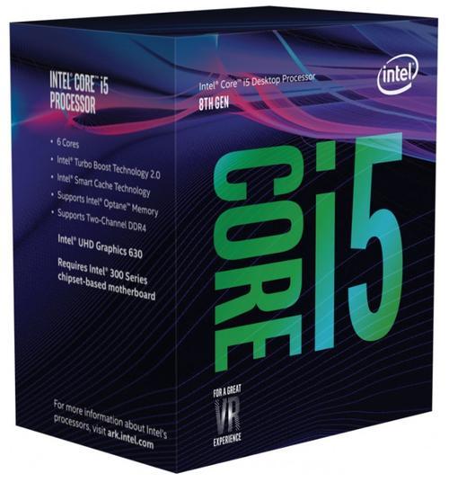 procesor intel coffee lake core i5 8600, 3.1 ghz, lga 1151, 65w (box)