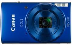 Aparat Foto Digital Canon IXUS 190, 20 MP, Filmare HD, Zoom optic 10x (Albastru)