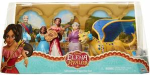 Set figurine Disney JKE45533, Elena din Avalor