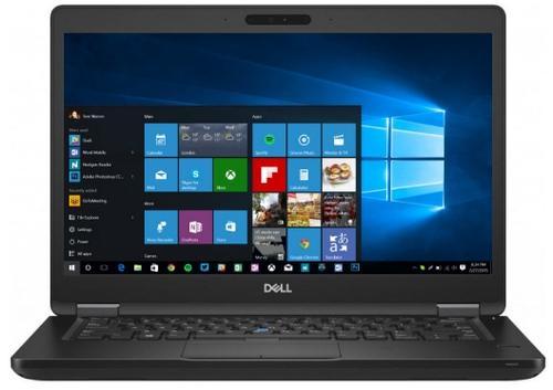 laptop dell latitude 5490 (procesor intel® core™ i3-7130u (3m cache, up to 2.70 ghz), kaby lake,, 14inch fhd, 8gb, 256gb ssd, intel® uhd graphics 620, tastatura iluminata, win10 pro, negru)