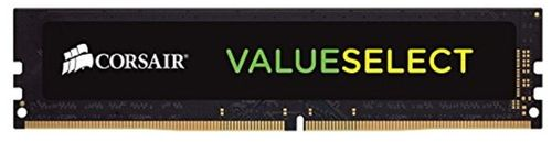 Memorie Corsair Value Select DDR4, 1x4GB, 2666 MHz, CL 18