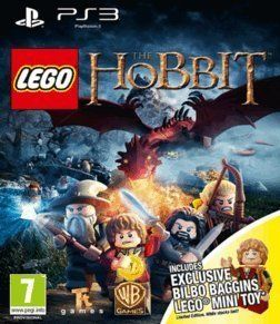 lego the hobbit toy edition (ps3)