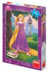 Puzzle Dino Toys, Brave Rapunzel, 24 piese
