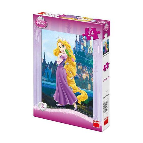 Puzzle Dino Toys, Rapunzel, 24 piese