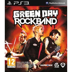green day rockband (ps3)