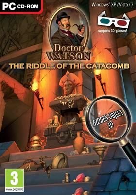 doctor watson riddle of the catacomb (pc)