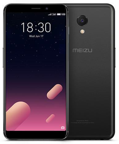Telefon Mobil Meizu M6s, Procesor Hexa-Core 2.0GHz/1.6GHz, IPS capacitive touchscreen 5.7inch, 3GB RAM, 32GB Flash, 16MP, 4G, WI-FI, Dual Sim, Android (Negru)
