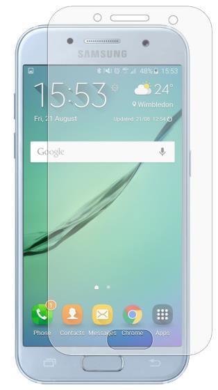 Folie Protectie Sticla Securizata Zmeurino Full Body 2.5D pentru Samsung Galaxy A5 (2017) (Transparent)