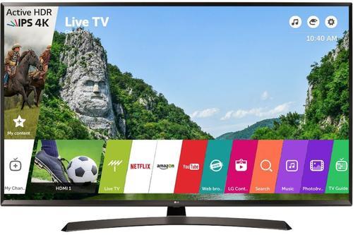 Televizor LED LG 165 cm (65inch) 65UJ634V, Ultra HD 4K, Smart TV, webOS 3.5, WiFi, CI