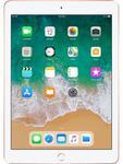 "Tableta Apple iPad 9.7 (2018), Procesor Quad-Core 2.34GHz, IPS LCD Capacitive touchscreen 9.7"", 2GB RAM, 128GB Flash, 8MP, Wi-Fi, iOS (Auriu)"