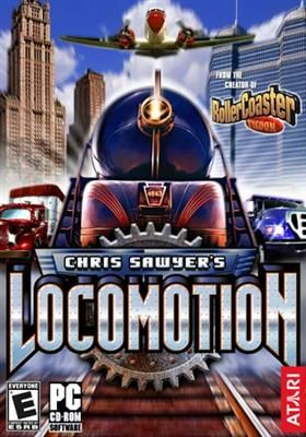chris sawyers locomotion (pc)