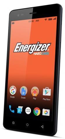 Telefon Mobil Energizer Energy Plus S550 LTE, Procesor Quad-Core 1.3GHz, LCD 5inch, 1GB RAM, 8GB Flash, 13MP, Wi-Fi, 4G, Dual Sim, Android (Negru)